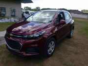 Chevrolet,  Trax LS,  2017
